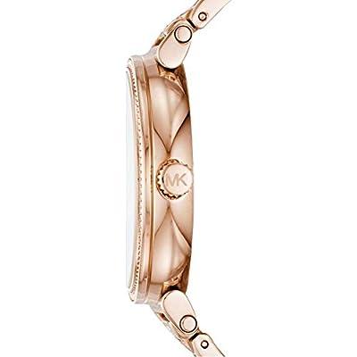 Michael Kors Reloj Analógico para Mujer de Cuarzo con Correa en Acero Inoxidable MK3882 de MICHAEL KORS