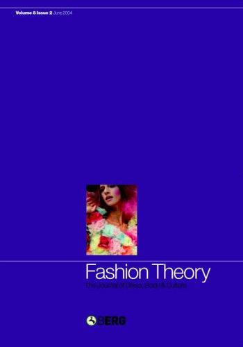Fashion Theory Issue 2: The Journal of Dress, Body and Culture (Kostüme Von Gruppen 8 Für)