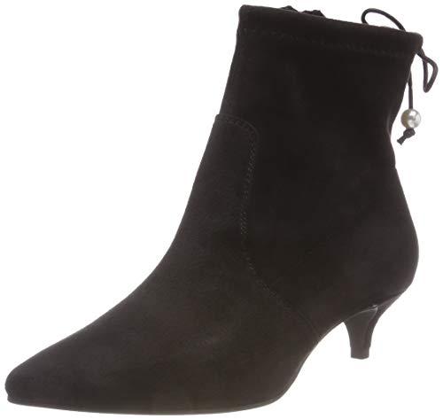 Tamaris Damen 25019-21 Stiefeletten, Schwarz (Black 1), 38 EU