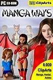 Manga Ways (DVD-ROM)
