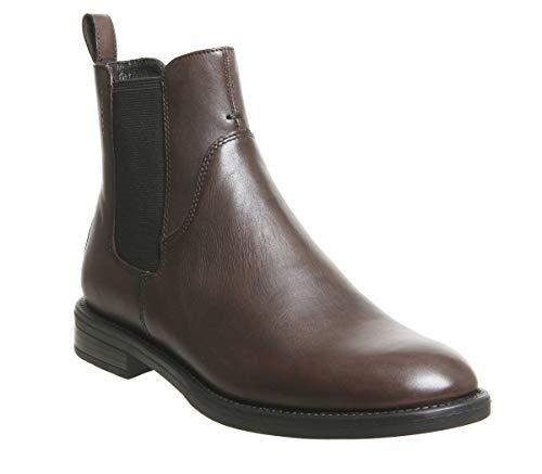 Vagabond Damen Chelsea-Boots Amina braun Leder 36