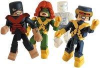 Cyclops Jean (Marvel Minimates Exclusive 4Pack XFactor Cyclops, Jean Grey, Iceman & Beast)