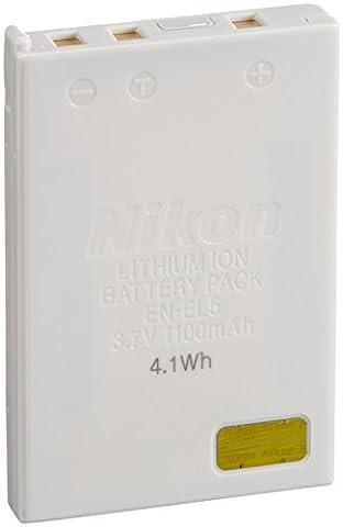 Nikon EN-EL5 Rechargeable Li-Ion Battery for