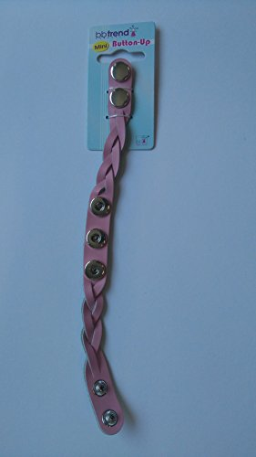 Preisvergleich Produktbild Armband geflochten rosa