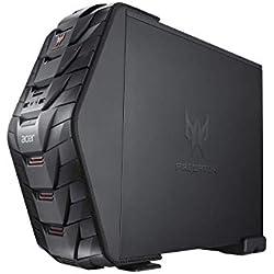 Acer Predator G3-710 3.6GHz i7-7700 Intel® Core™ i7 di settima generazione Nero PC