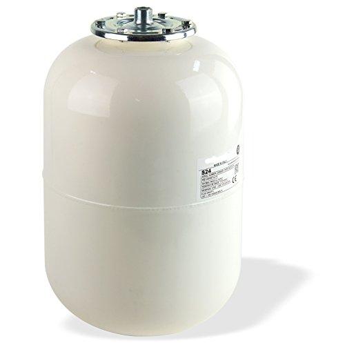 Stabilo-Sanitaer Solar Ausdehnungsgefäß 18L 18 Liter Ausgleichsbehälter weiss Druckausdehnungsgefäß Solaranlage