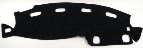 Dash Cover * Dodge Ram Pickup 2500 3500 1998 - 2002 *Carpet _01_Black by DashCare by Seatz Mfg.