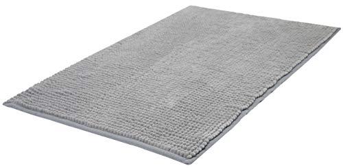 Hochflor cm Türkis-Grau