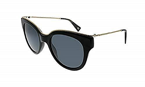 Marc Jacobs Damen MARC 165/S IR 807 51 Sonnenbrille, Black/Grey Blue,