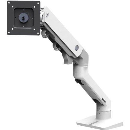 ERGOTRON HX Monitor Tischhalterung weiss bis 106,7cm 42Zoll 9,1-19,1kg belastbar 29,2cm anheben VESA 75x75 100x100 200x100 200x200