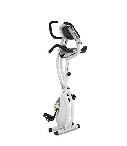 Tecnovita by BH Back Fit Bicicleta estática plegable, Unisex adulto, Blanco / Verde, Única 152.00€