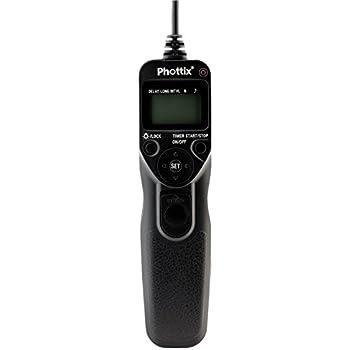 Phottix Télécommande TR-90 pour Canon C6 (Import Royaume Uni) (Import Royaume Uni)