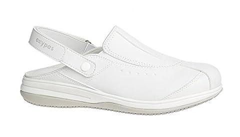 Oxypas Iris, Women's Safety Shoes, Weiß (wht)39 EU