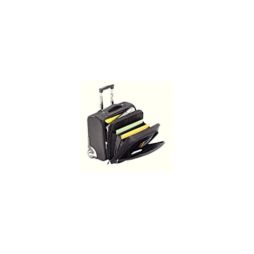 Falcon fi2567 Mobile 40,6 cm Laptop Business Trolley Koffer schwarz (Trolley Internationalen)
