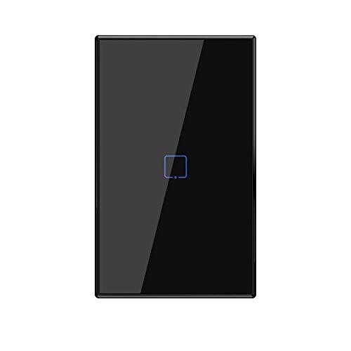 BSDK Interruptor de Control Remoto Inteligente de WiFi, Panel táctil de Pared...