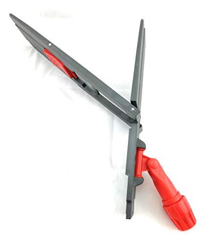 Magnetklapphalter Mopphalter Profi grau 50 cm (ohne Stiel)