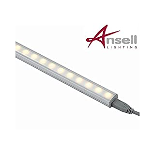 Ansell Axiom 12V LED Under Cabinet Kitchen Lights, Indoor Strip Lights 300mm | 4.5W Cool White (5.5K)
