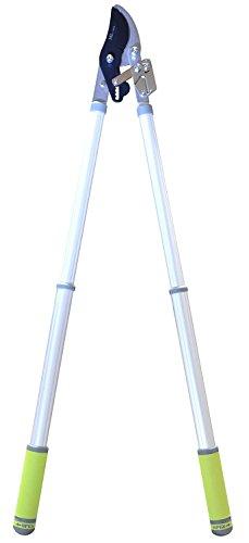 MLTOOLS | Bypass Astschere Easy Cut Ratschenmechanismus ausziehbar Bypass Astschere bis zu 39–1/5,1cm lang | Baum Trimmer l8230