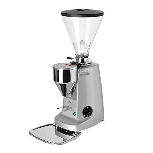 Mazzer Super Jolly Electronik Alu poliert Kaffee-/Espressomühle (grind on demand)