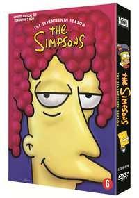 Les Simpson: L'intégrale de la saison 17 - Tête de Tahiti Bob - Coffret 4 DVD (Coffret Collector - Édition limitée), DVD/BluRay