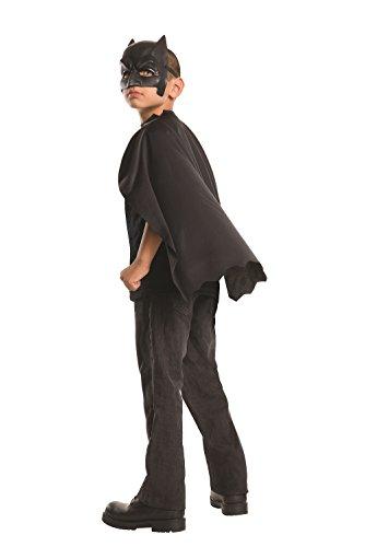 ics Neu Offiziell Batman Umhang Und Maske Kostüm Zubehörset (Batman Umhang Und Maske Für Erwachsene)