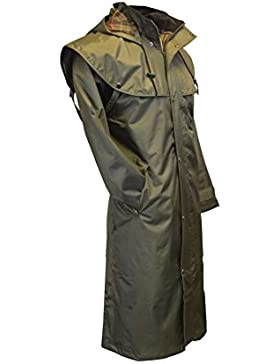 Walker and Hawkes - Chaqueta impermeable - capa - para hombre
