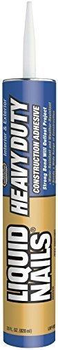 Liquid Nails Heavy Duty Construction Adhesive Cartridge