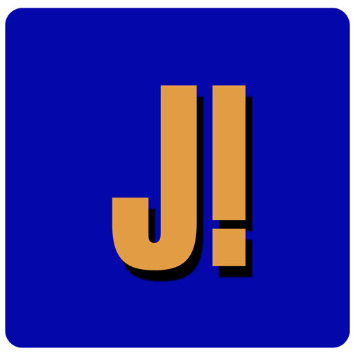 J! Interactive Jeopardy Scorer (Gameshow-software)