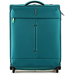 Trolley small 55 cm 2 ruote | Roncato Ironik | 415113-Smeraldo