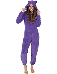 e46b56416c5 Amazon.co.uk  Purple - Onesies   Nightwear  Clothing