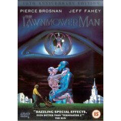 Lawnmowerman and Train to hell double dvd
