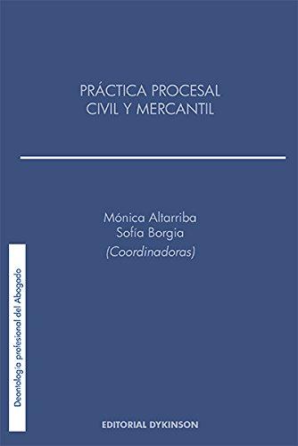 Práctica procesal civil y mercantil