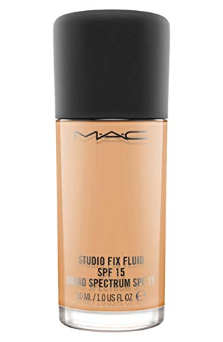 MAC Studio Fix Fluid SPF15 Foundation by M.A.C NW13 30ml - Mac Cosmetics Studio