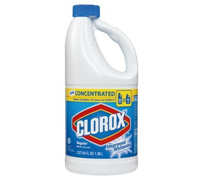 clorox-clo-30769-concentrated-regular-bleach-64-oz-bottle-case-of-8