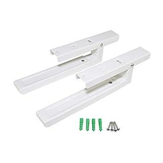 Weiß Wandmontage Klammer Arme Für Mikrowellen