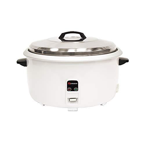 SQ Professional Cocedor de arroz/Arrocera automático eléctrico - 8 L