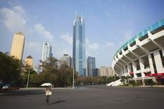 citic-plaza-and-tianhe-stadium-30-x-20in-canvas-print-framed-and-ready-to-hang