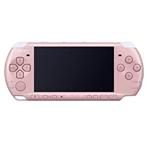 PlayStation Portable – PSP Konsole Slim & Lite 3004, blau
