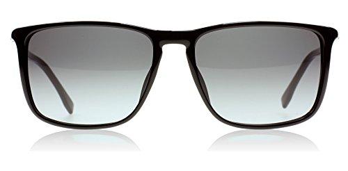 BOSS Hugo Sonnenbrillen (BOSS-0665-N-S 8079O) glänzend schwarz - grau verlaufend