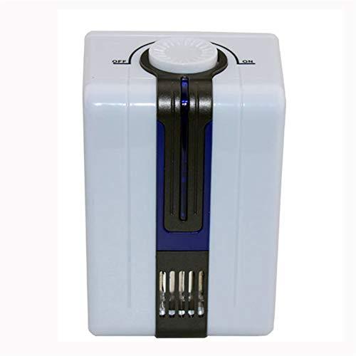 CARWORD Ionischer Luftreiniger Mit Licht Entfernen Formaldehydrauchstaub Hält Die Luft Frisch Für Wohnzimmer, Schlafzimmer, Badezimmer