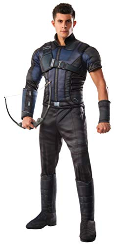 Men's Deluxe Civil War Hawkeye Fancy dress costume Standard