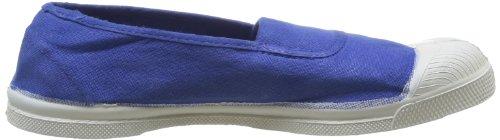 Bensimon Tennis Elastique, Sneaker donna blu (Blau - Bleu (Bleu Vif 536))