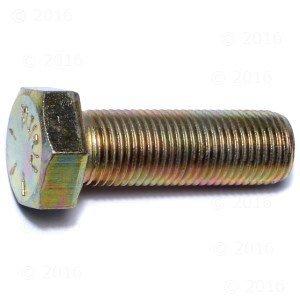 Hard-to-Find Fastener 014973253790 Grade 8 Fine Hex Cap Screws, 1/2-20 x 1-1/2-Inch by Hard-to-Find Fastener