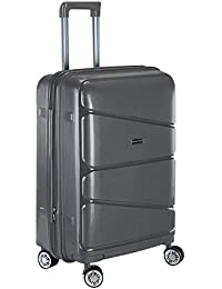 f7bea458d8ff Nasher Miles Warrior Expander Hard-Sided PP Cabin Luggage Bag 20 Inch