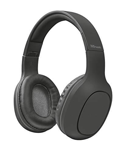 Trust Urban Dona Cuffie wireless Bluetooth - Grigio