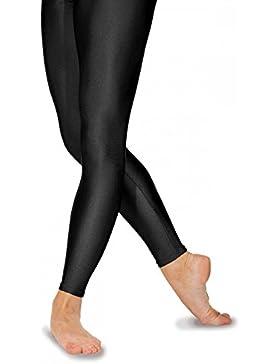 Roch Valley FLST Ballett Strumpfhosen ohne Fußteil aus Lycra