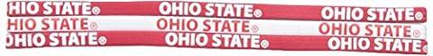 NCAA Ohio State Buckeyes Elastic Headband