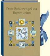 Dein Schutzengel zur Kommunion - Buch-Schatzkästchen: Buchbox mit Geschenkbüchlein, Schutzengel und Geldkuvert