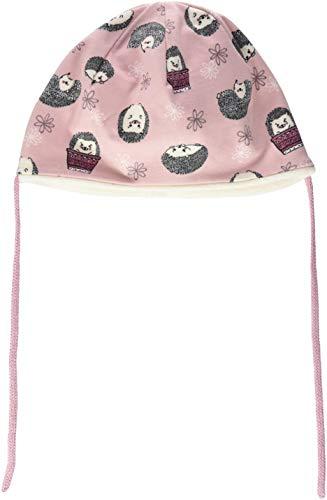 maximo Baby-Mädchen 85500-019300, Igel Mütze, Mehrfarbig (Antikrosa 8), 41