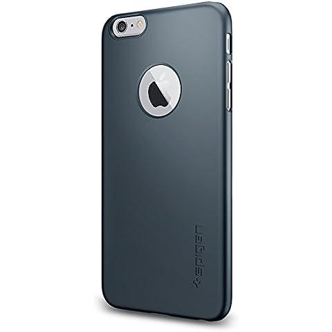 Spigen SGP10887 - Funda para iPhone 6 Plus / 6S Plus, Azul oscuro